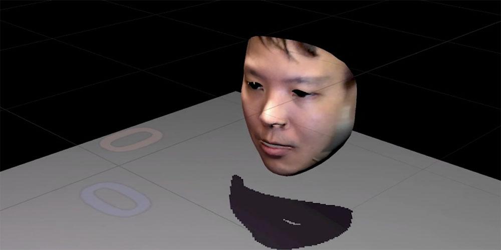 L'iPhone X et la caméra TrueDepth peuvent servir à la création d'animations 3D