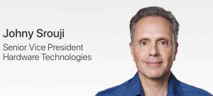 Johny Srouji, un cadre d'Apple, parle de sécurité et d'identification du visage