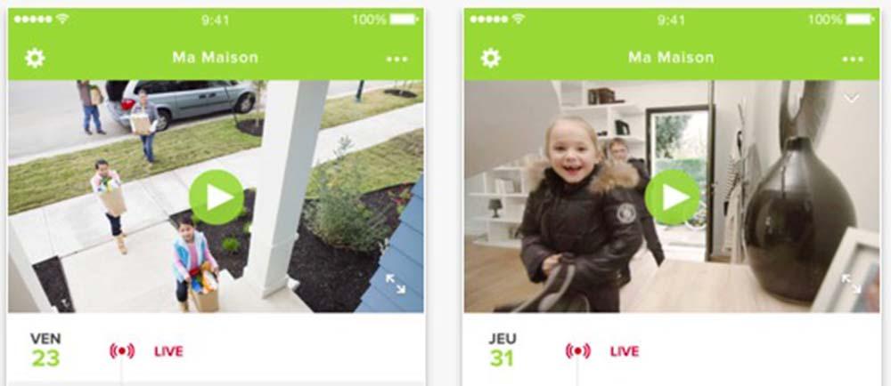 Netatmo Security supporte maintenant HomeKit, l'iPhone X et iOS 11