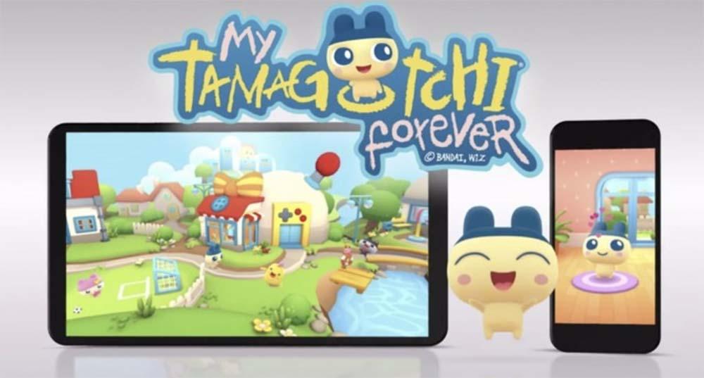 Le nouveau jeu Tamagotchi bientôt sur iOS, avec peut-être un mode AR