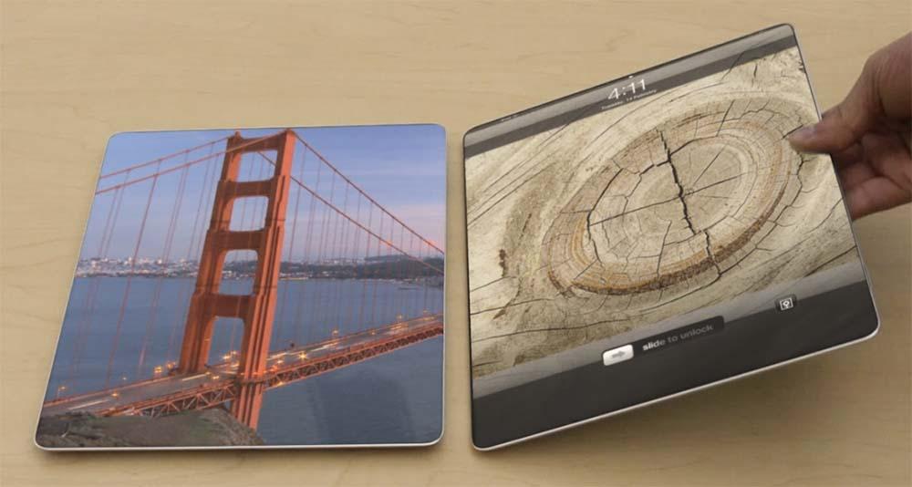 Le nouvel iPad de 2018 pourrait être un grand iPhone X !