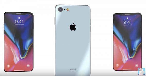 Un successeur pour l'iPhone SE présenté au premier trimestre 2018 ?