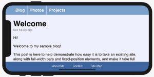 Apple explique comment optimiser les sites Web sur iPhone X
