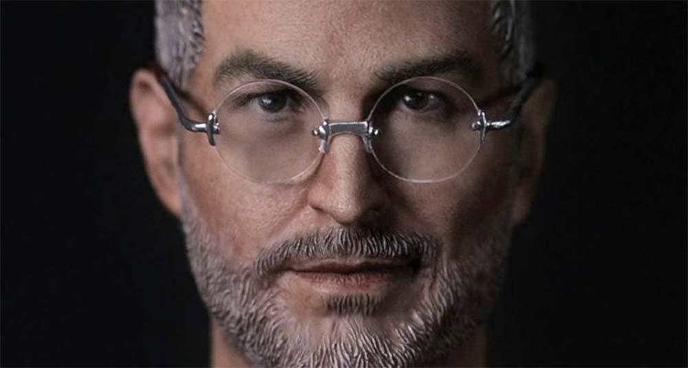 Spécial Geek : que diriez-vous d'une figurine Steve Jobs très réaliste ?