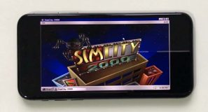 Un utilisateur installe Windows 95 sur son iPhone X et joue à SimCity 2000 [Vidéo]
