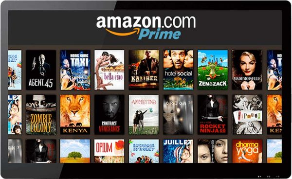 Lancement de l'application Amazon Prime Video sur l'Apple TV