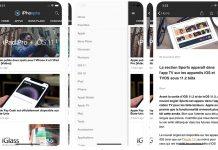 APhonote, notre application s'adapte à l'écran de l'iPhone X