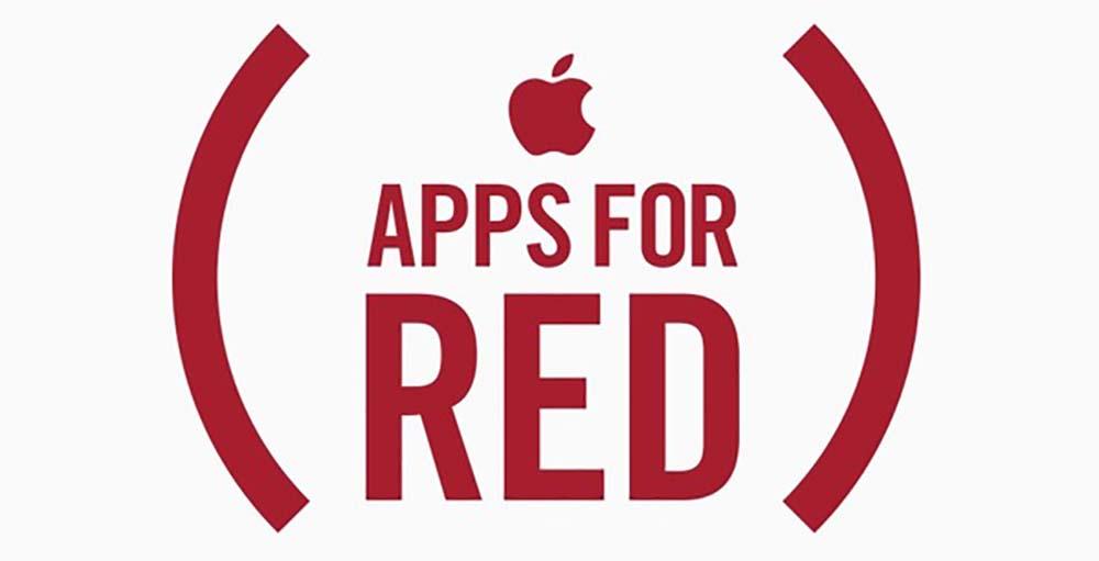 L'App Store passe aussi (RED) pour la lutte contre le SIDA