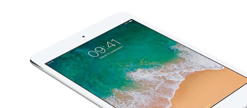 Apple envisagerait de sortir un iPad à 259 $ en 2018