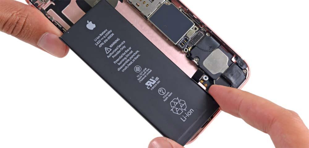 bridage iphone apple change les batteries de tous les clients sans exception. Black Bedroom Furniture Sets. Home Design Ideas
