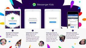 Facebook sort Messenger Kids, spécialement conçue pour les enfants