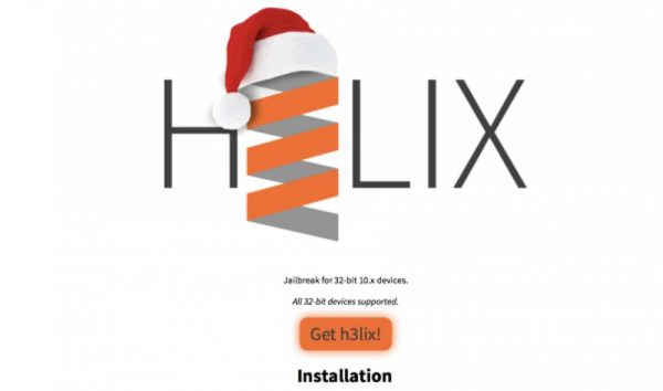 H3lix : Jailbreak iOS 10 3 3 (32 bits) disponible ! [Tutoriel]