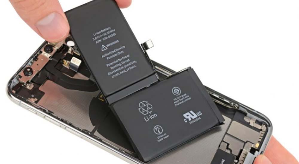 iPhone 2018 : des batteries en L avec une plus grande capacité