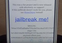 Jailbreak iOS 9.1 > 9.3.4 disponible avec JailbreakMe 4.0 !