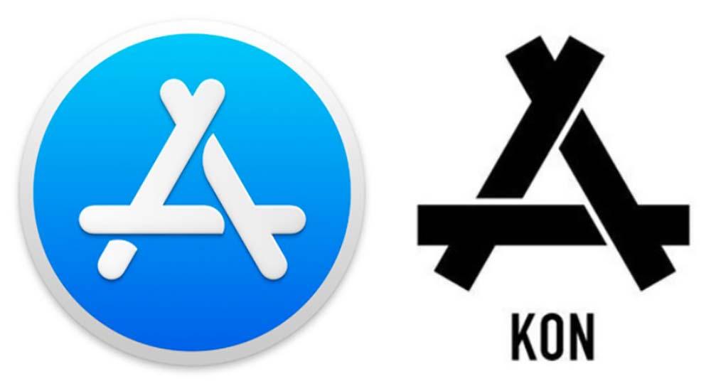Quand Des Chinois Attaquent Apple Pour Son Logo App Store
