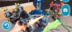 LEGO annonce sa nouvelle application AR Studio basée sur ARKit