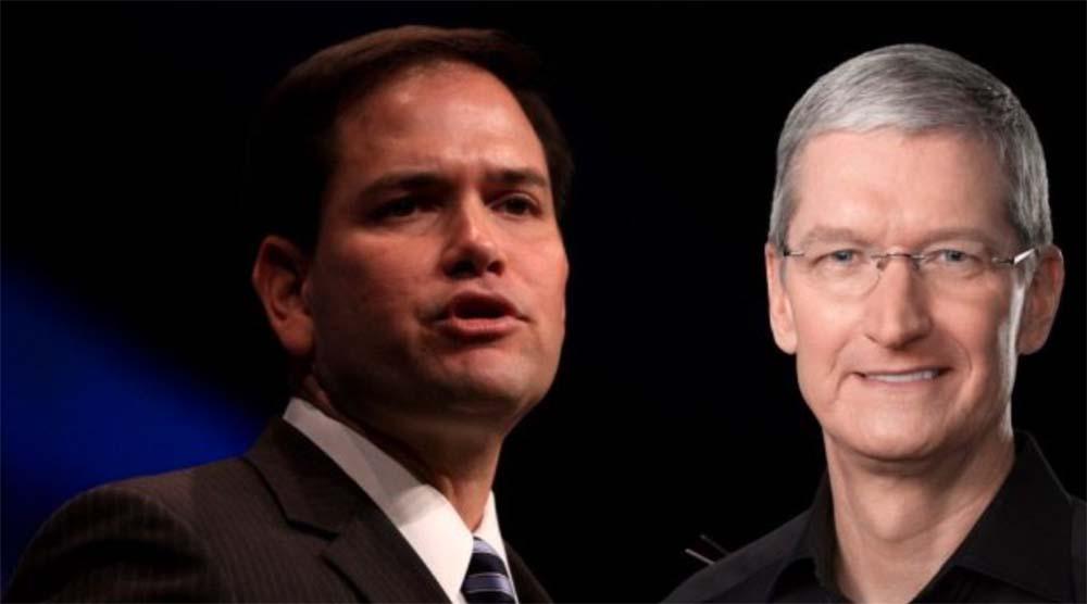 Le sénateur américain Marco Rubio critique Apple pour sa relation avec la Chine