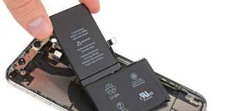 LG pourrait produire des batteries en L à une seule cellule pour les iPhone Xs et X Plus de 2018
