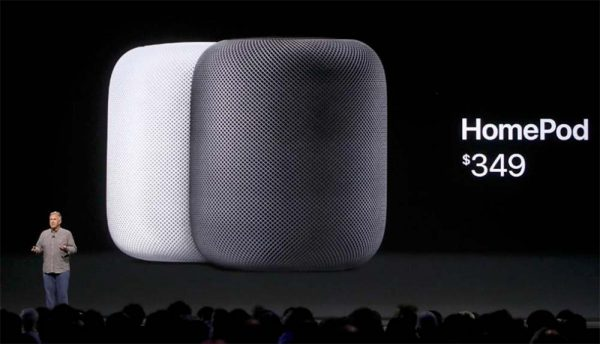 L'enceinte intelligente arrive le 9 février — Apple Homepod