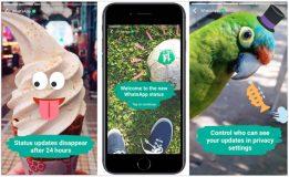 Instagram commence le test de partage des stories sur WhatsApp