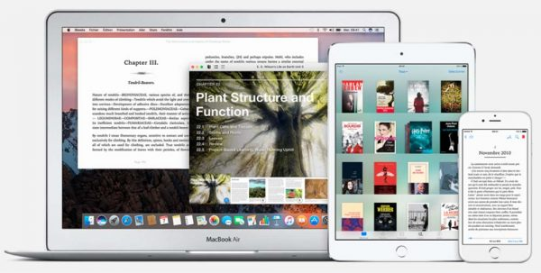 Ebooks - Apple entame le relooking d'iBooks