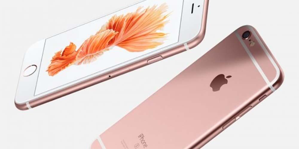 Wistron va bientôt commencer la production d'iPhone 6s en Inde