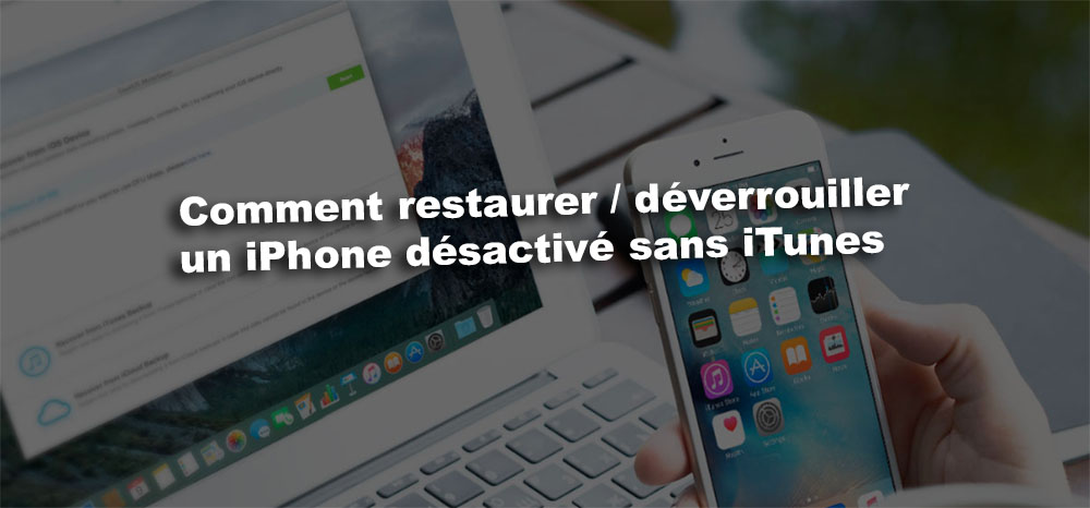 Permalink to Comment Restaurer Un Iphone Sans Itunes
