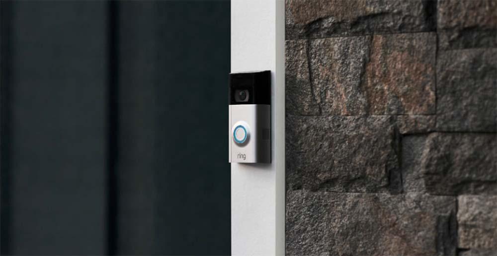 Amazon acquiert ring un fabricant d 39 accessoires pour la for Accessoires pour la maison