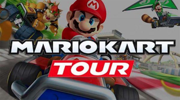 Le Mario Kart Smartphone sera un free-to-play — Mario Kart Tour