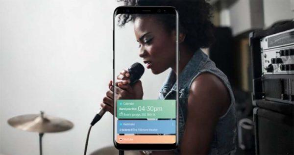 L'enceinte connectée Bixby bientôt disponible — Samsung