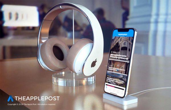 Apple travaillerait sur la sortie d'un casque audio pour fin 2018