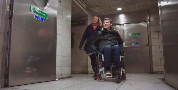 Google Maps : les trajets accessibles en fauteuil roulant