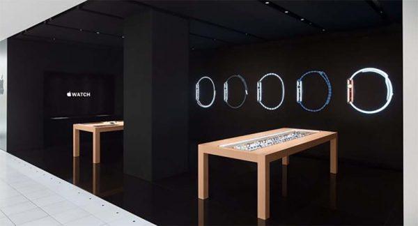 La dernière boutique dédiée va fermer le 13 mai prochain — Apple Watch