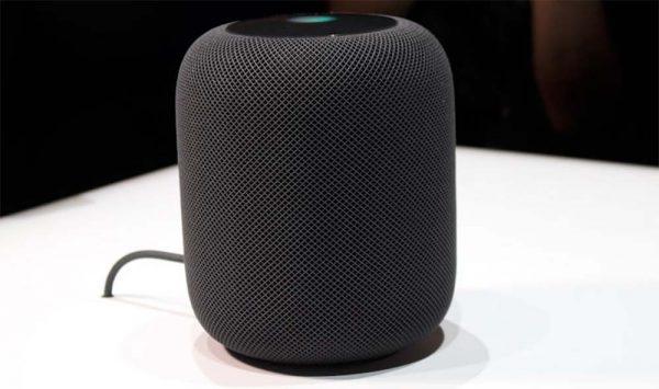 Apple devient la quatrième marque mondiale de haut-parleurs intelligents — HomePod