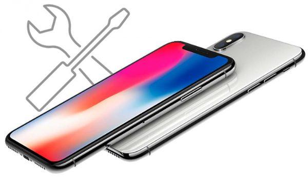 Des problèmes entre Face ID et la caméra — IPhone X