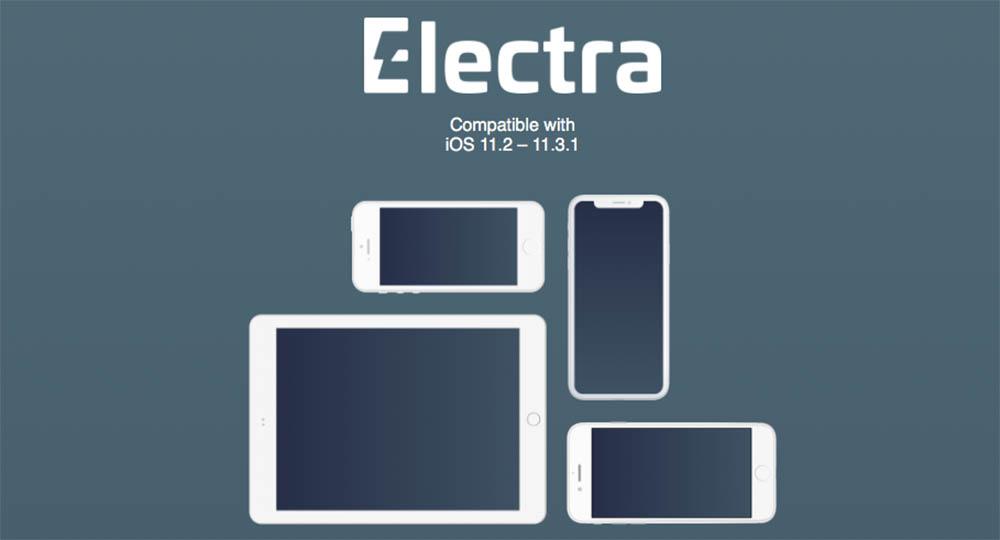 c91df21837 Tutoriel jailbreak iOS 11.2   11.3.1   l outil Electra est enfin disponible  !