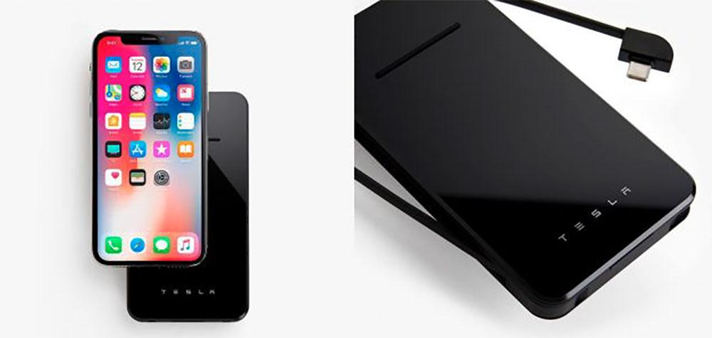 Tesla propose un chargeur sans fil sur batterie pour iPhone