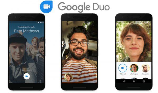 Google Duo est désormais compatible avec les tablettes Android et iPad