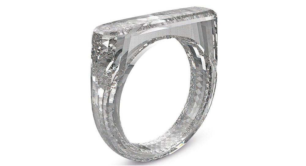 creation bague diamant