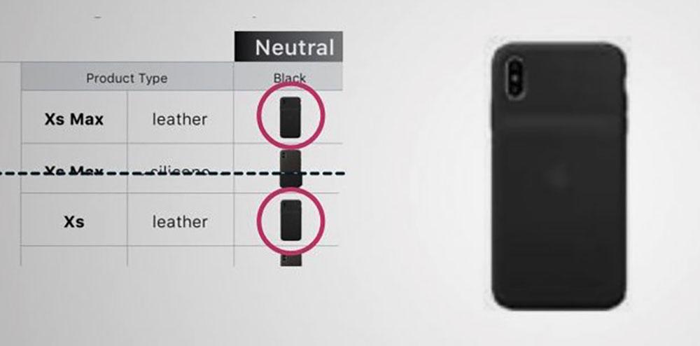 La Smart Battery Case pour iPhone XS/XS Max est officielle
