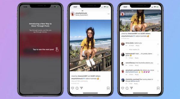 Instagram mue et se prend un vent