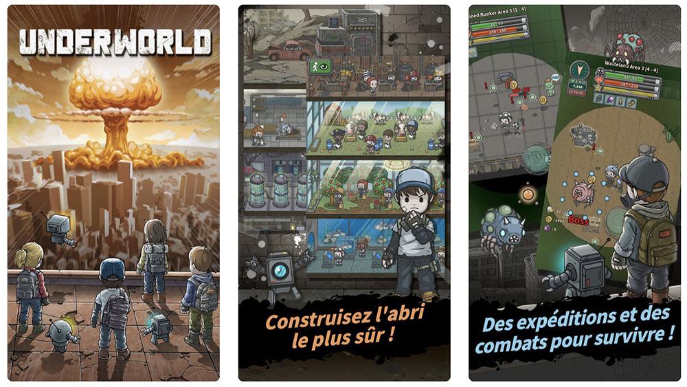 coque iphone 6 underworld