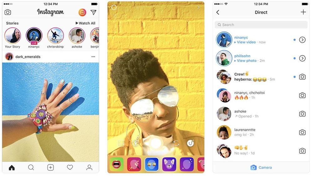 coque iphone xs max instagram