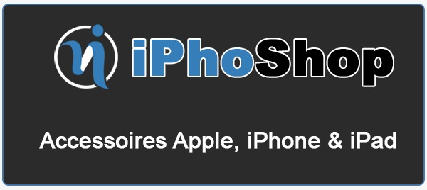 banniere de la boutique iPhoShop