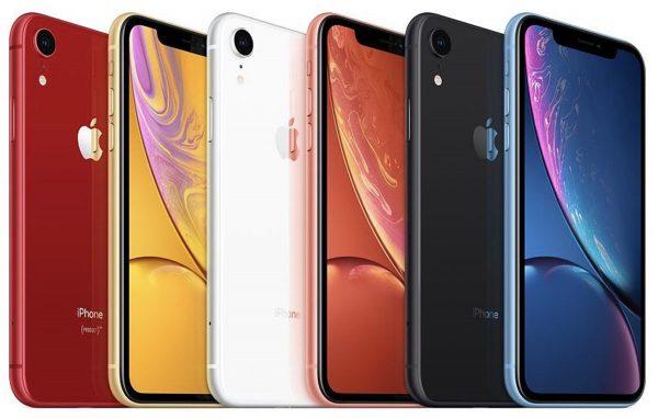 iPhone XR - Smartphones