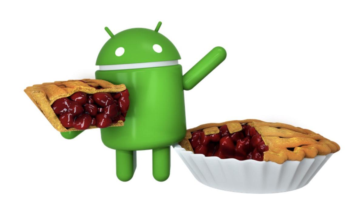Android Pie Google