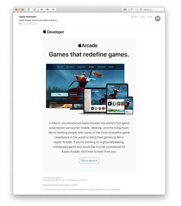 Apple Arcade 2019
