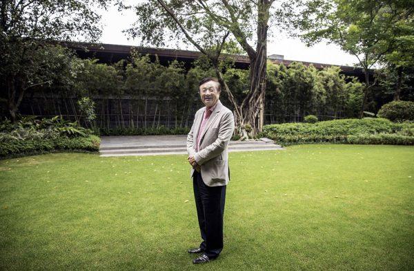PDG de Huawei Ren Zhengei