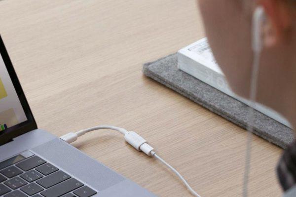 Anker - adaptateur USB-C-Lightning