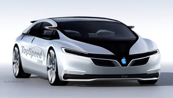 Voiture autonome - Apple Car